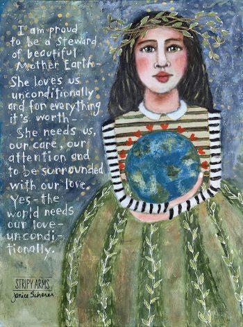 Steward of the Earth